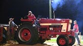 Culpeper truck and tractor pull - YouTube