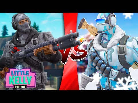 HAVOC VS FROSTBITE - THE RETURN OF HAVOC - Fortnite Short Film