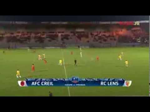 Creil rc lens 0 5 match de coupe de france 7eme tour saison 2013 2014 youtube - Resultat coupe de france 7eme tour ...