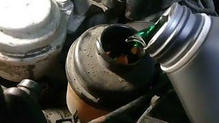 видео Замена масла на Ford Mondeo