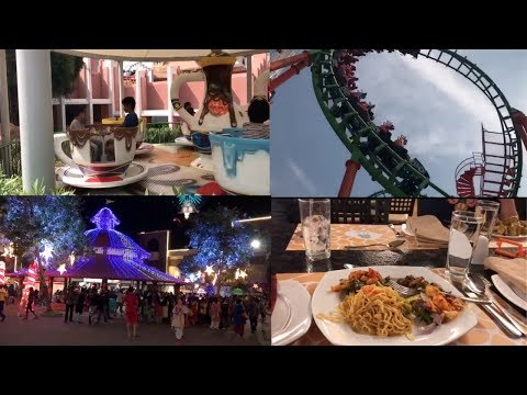 Bangalore Wonderla Amusement Park Tour with Friends & Family 2017
