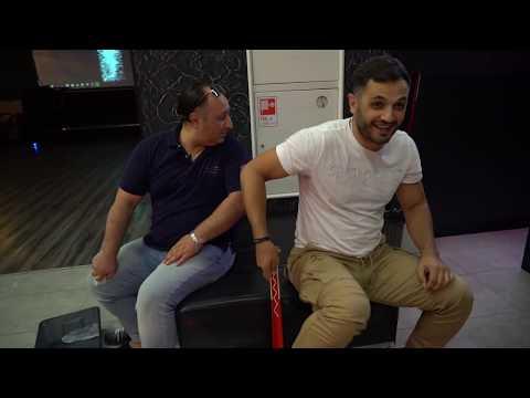 Армянские ведущие музыканты играют боулинг