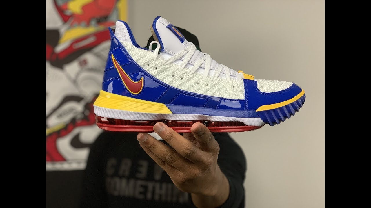 finest selection f169f 1263d UNBOXING The Lebron 16 SUPERBRON!!!