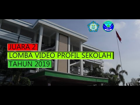 JUARA 2 LOMBA VIDEO PROFIL SEKOLAH TH 2019