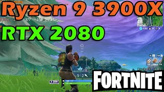 3900X Vs 9900K Fortnite - Жүктеу