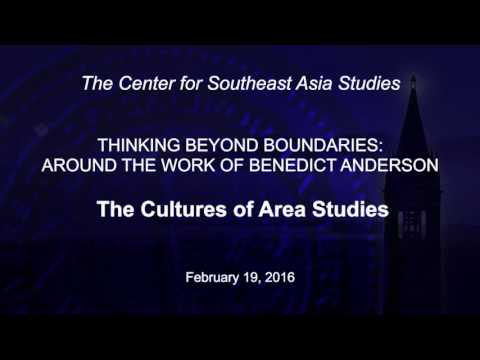 The Cultures of Area Studies