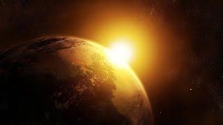 С земли во Вселенную...