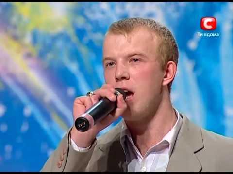 Украина мае талант 2 Донецк - Александр Аникеев