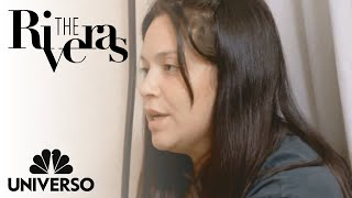 Jacqie wants Mike to stay | The Riveras | Universo