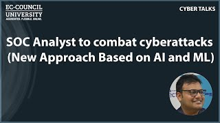SOC Analyst to combat cyberattacks (New Approach Based on AI and ML)