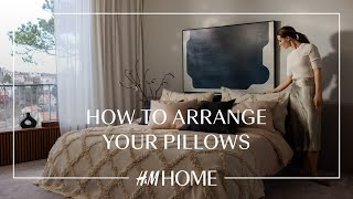 Learn how to style your bed like a pro with this video tutorial, where interior stylist Joanna Lavén shows you three different pillow styles — the minimalist, the ...