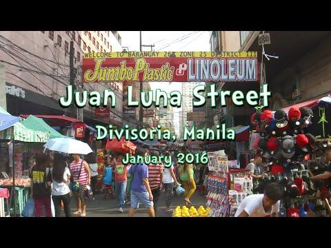 Things to Buy in Juan Luna Street, Divisoria, Manila