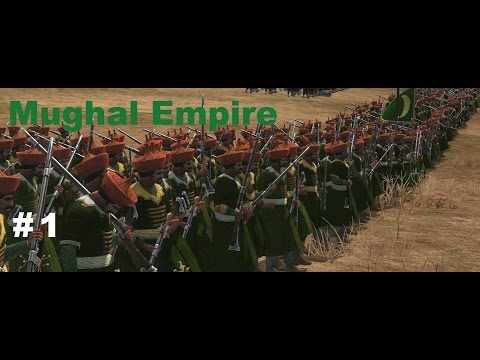 Ep1 Mughal Campaign Empire Total War Darthmod 8.0.1 India
