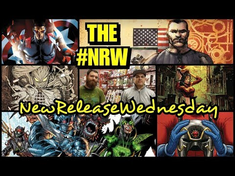 THE #NRW! NYCC! New York Comic-Con! Spawn! The Walking Dead! The Librarians! Comics! @TheNRW
