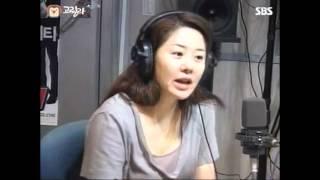 [SBS] 최화정의 파워타임, 배우 고현정에 관한~ 간단한 몸풀기 퀴즈!
