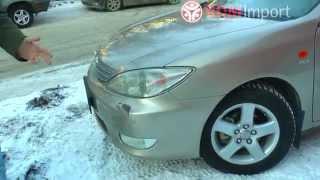 Toyota Camry 2005 год 2.4 л. АКПП от РДМ-Импорт
