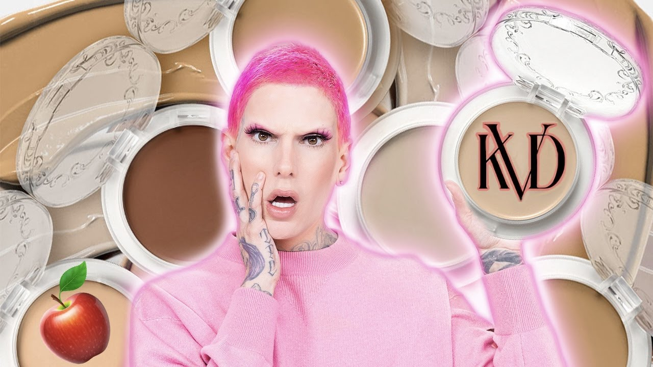 KVD Good Apple Foundation… Is It Jeffree Star Approved?!