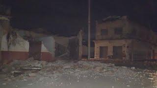 Massive earthquake hits off Mexico's southern coast