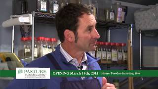 Marksbury Farm - Pasture Burgers & BBQ (Butcher Shop and Grocery) Opening March 14, 2015!!