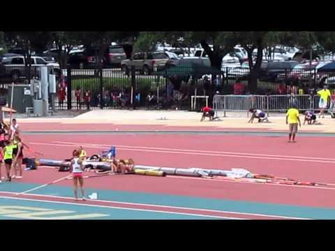 Tori Williams - 200m race-2012 la governor's game
