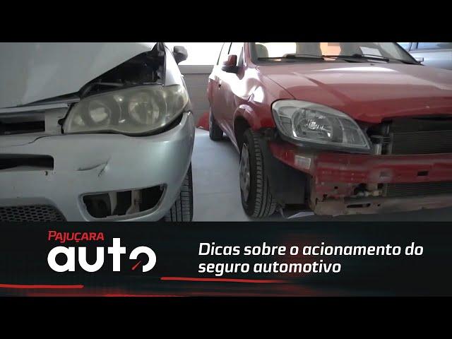 Dicas sobre o acionamento do seguro automotivo