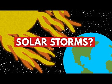 What If A Giant Solar Storm Hit Earth?