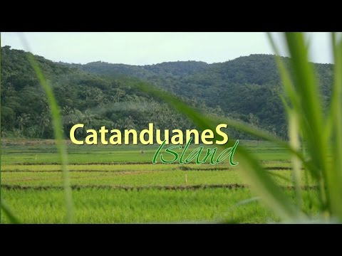 CATANDUANES: A Video Presentation for the Catanduanes International Association Inc.