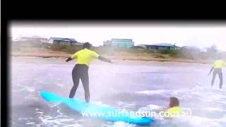 Learn Surf practice 15 video 2014