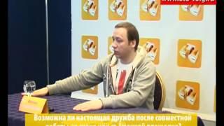 Георгий Дронов в Волгограде