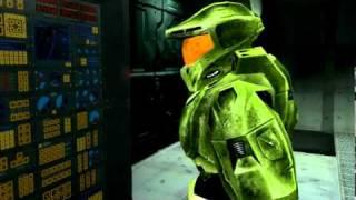 Las cronicas de Halo Episodio 1: El Pene Maestro. (Temporada 1)