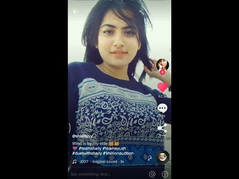 Indian hot girl excited dance _romance_ Indian girls tik tok (musically) _ L Series