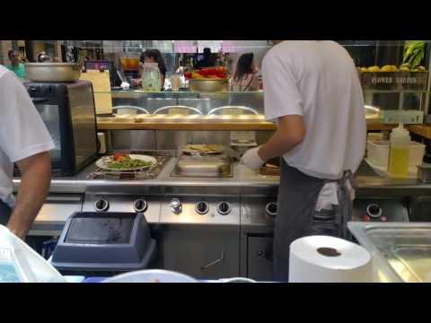 Fresh Grilled Fish - Mediterranean Street Food