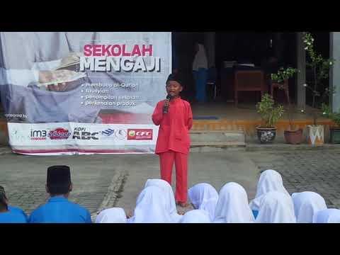 Performance by Heru Hardiansyah SMPN 11 Pekanbaru