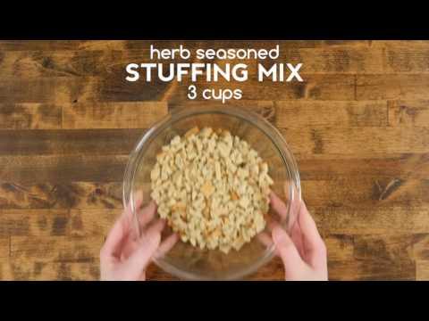 Cheesy Chicken And Wild Rice Casserole Recipe