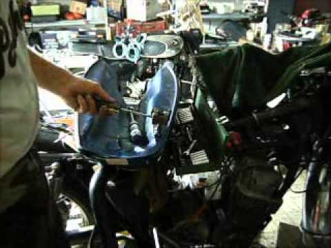 Rebuilding your motorcycles vacuum petcock