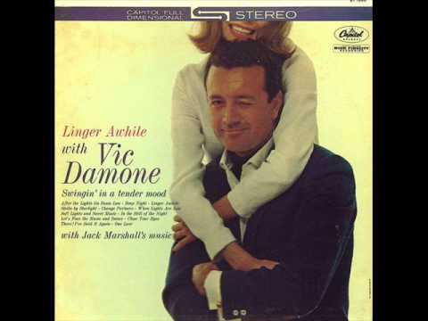 Vic Damone - Let's Face the Music and Dance