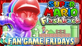 Fan Game Fridays - Super Mario Flashback *RAGE*