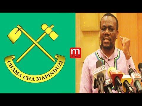 Zitto Kabwe afichua siri, awataja wanaoisaidia CCM