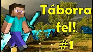Son MAD!!! Minecraft, Roblox Camp preliminar #1 29 de julio y el 4 de agosto