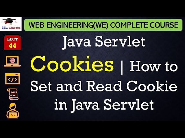 Cookies in Java Servlet | How to Set and Read Cookie in Java Servlet