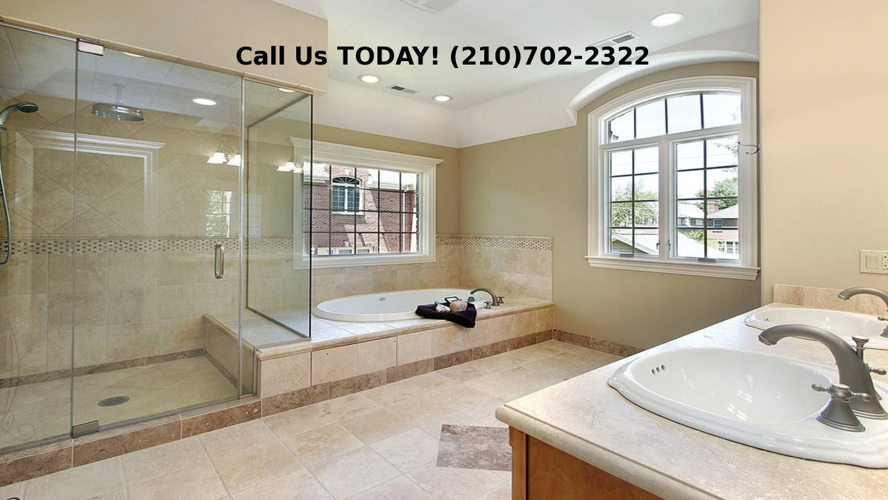 Genial Bathroom Remodel San Antonio (210)702 2322 Granite Countertops   YouTube