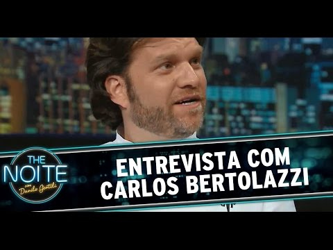 The Noite (18/11/14) - Entrevista com Carlos Bertolazzi