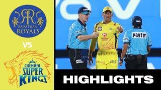 IPL 2019: Rajasthan Royals Vs Chennai Super Kings | RR vs CSK Full Match Highlights | Match 25