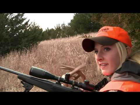 Triple MAG - Girl Hunting Deer - Reality Television Show