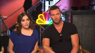 Days of Our Lives: Eric Martsolf & Jen Lilley 49th Anniversary Event Interview