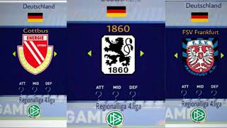 4.liga Deutschland Regionalliga bei Fifa 19 fehlende Liga und Teams