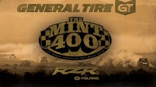 2013 General Tire Mint 400 Television Show