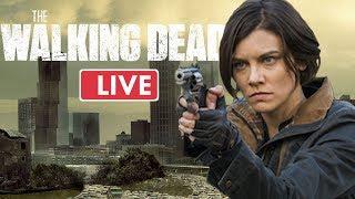The Walking Dead: Der Weg der Toten - Moviepilot Live Talk | Staffel 8 Episode 13