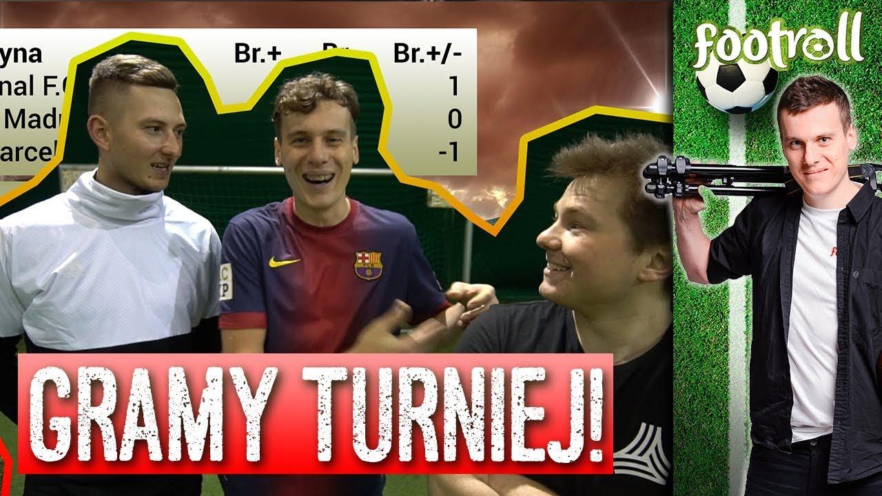 Lachu, Koza i ja gramy turniej piłkarski! UWAGA: ŁAPÓWKI! :D
