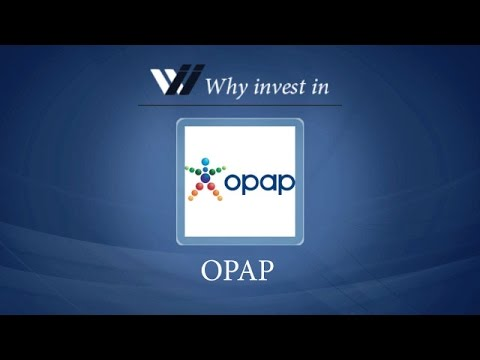 OPAP - Why invest in 2015